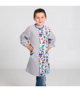 Comprar Baby colegial 3091 con Diseño SUPERHÉROES. Garys