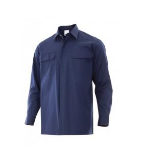 Comprar Camisa 605001 ignífugo antiestático (tejido inherente). Velilla