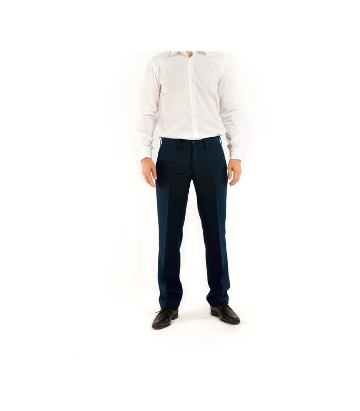 Pantalón 106-6179 de caballero sin pliegue. Dacobel