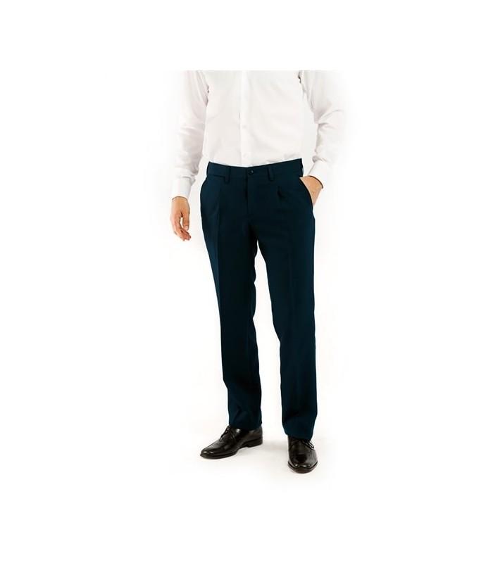 Pantalón 103 de traje con pinza. Dacobel
