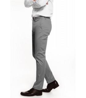 Comprar Pantalón 105-2501 de caballero sin pinzas SLIM FIT. Dacobel