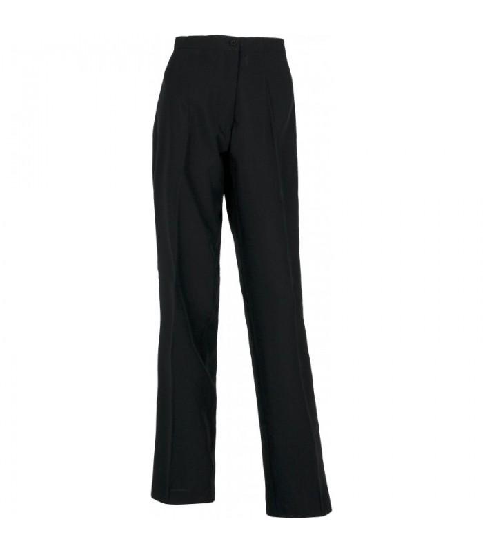 Pantalon De Vestir Para Mujer Sin Bolsillos Outlet Ropa Laboral