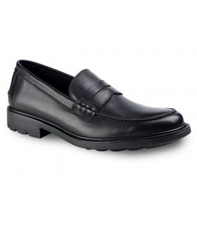 Comprar Zapato CLASSIC tipo mocasín de corte de piel micro. Dian