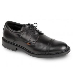 Comprar Zapato ITALIA tipo blucher con pieza de piel en la puntera. Dian