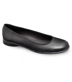Comprar Zapato BAILARINA de mujer tipo salón de piel napa flor. Dian