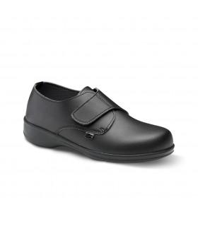 Comprar Zapato COMODON VELCRO forrado con tejido COOLMAX. Feliz caminar