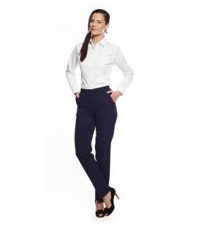 Comprar Pantalón S19-6179 de traje con goma para señora. Dacobel