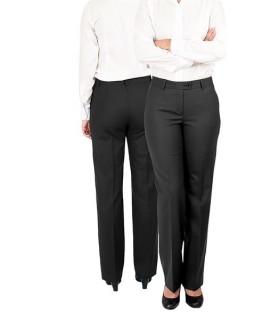 Comprar Pantalón S-10-6170 de traje para señora sin pinzas. Gabardina. Dacobel