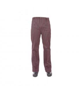 Comprar Pantalón 7772 estampado. Media cintura elástica. Fácil planchado. Garys