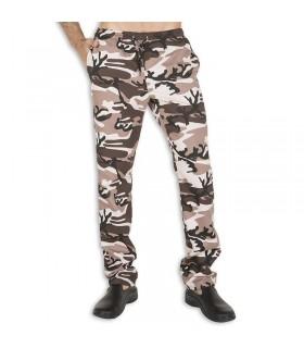 Comprar Pantalón 7009 estampado con cintura elástica. Unisex. Garys