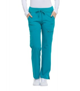 Comprar Pantalón DK020 de mujer. Tiro medio. Elástico. Dickies