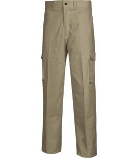 """Comprar Pantalón B1421. Recto tipo """"Chino"""". Multibolsillos. Nuevo tejido elástico. Workteam"""