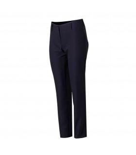 Pantalón 2063 de talle bajo para mujer de Microfibra con elastik. Garys