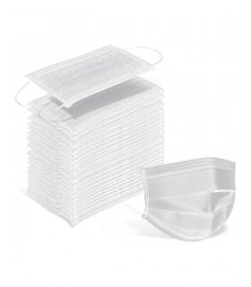 Comprar 50 uds de mascarillas de uso diario de 3 capas COVID-19