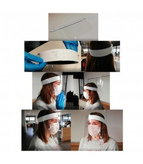 Comprar Pack 5 uds de pantalla protectora COVID-19