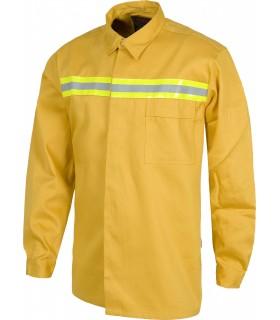 Comprar Camisa C8090 ignífuga, puños de botón