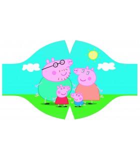 Comprar Mascarilla 4504 REUTILIZABLE estampada Infantil. Pack de 6 und. Garys