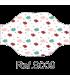 Mascarilla 120010S estampada REUTILIZABLE de pliegues y lavable a 60º. Eurosaboy