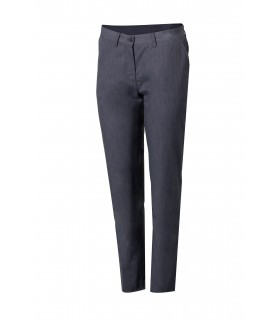 Pantalón 2061 Chino de talle medio para mujer. Garys