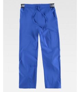 Comprar Pantalón B6910 unisex. Tejido elástico. Workteam