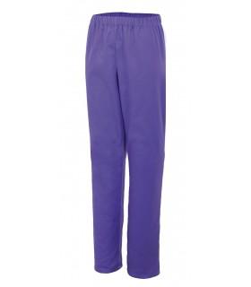 Pantalón 333 de pijama con cinturilla elástica. Velilla