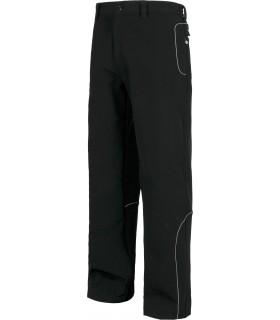 Comprar Pantalón S9810 con tejido Work Shell, multibolsillos