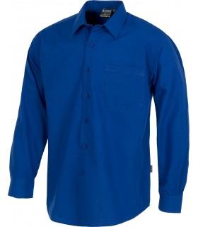 Comprar Camisa B8000 de manga larga con cierre de botones