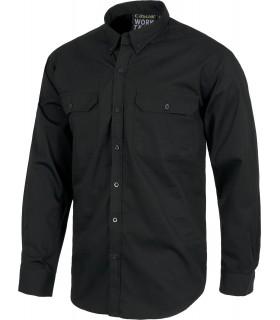 Comprar Camisa B8300 de manga larga con ciere de botones