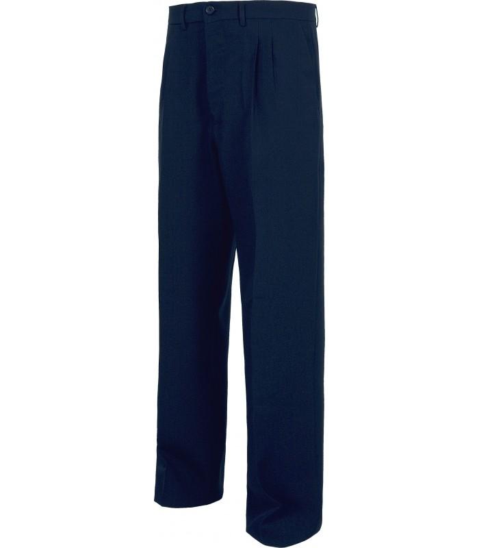 Pantalón B9014 recto, con pinzas