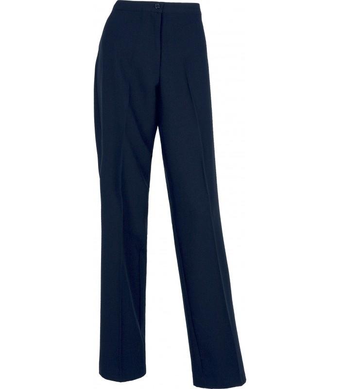 Pantalón B9016 de sra. recto. Sin bolsillos