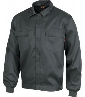 Comprar Cazadora KO1108 cintura elástica, bolsos de pecho
