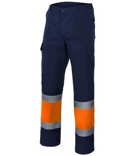 Comprar Pantalón 157 Alta visibilidad. Con cintas reflectantes. Velilla