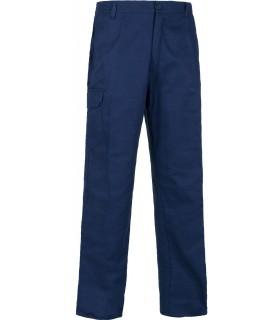 Comprar Pantalón B1457 con cintura elástica. 100% Algodón. Workteam