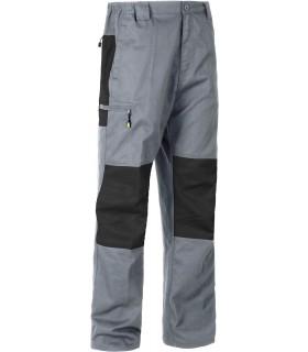 Comprar Pantalón B1411 con cintura elástica. Rodilleras y culera. WorkTeam