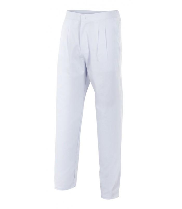 Pantalón 337 de pijama. Cierre de botón y cremallera. Velilla