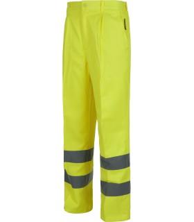 Comprar Pantalón C3915 recto, con elástico en cintura