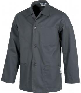 Comprar Bata B7200 caballero corta. Cierre de botones. Workteam