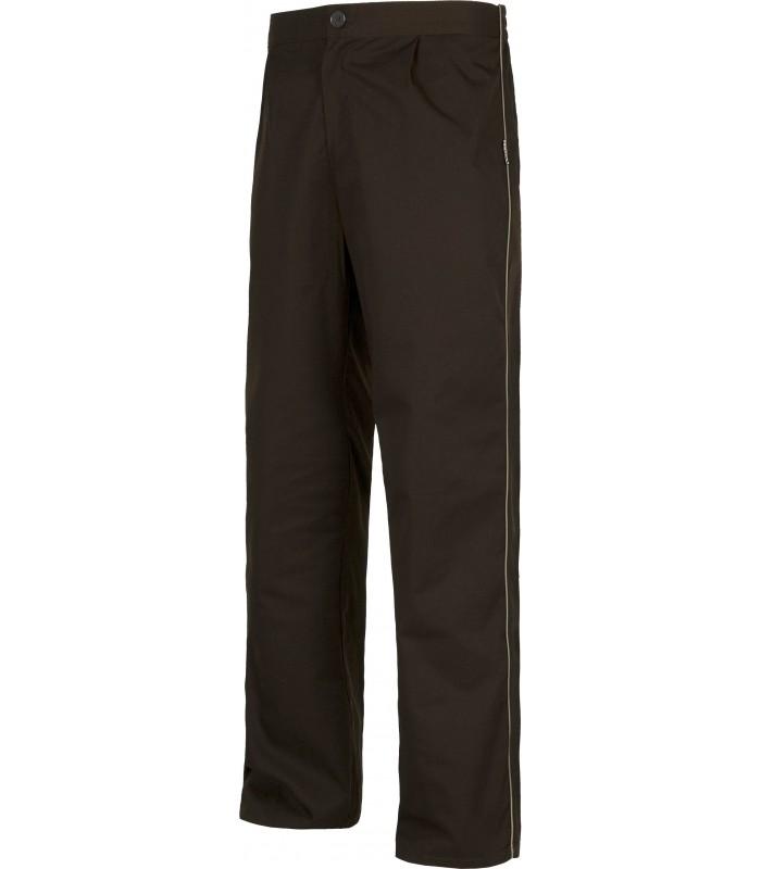 Pantalón B9350 recto. Elástico en cintura