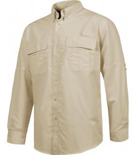 Comprar Camisa B8500 de manga larga. Rejilla en la espalda. Workteam