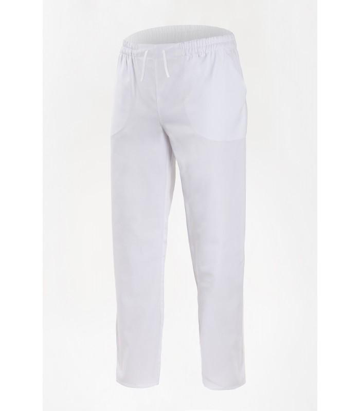 Pantalón 533001 de pijama. Goma elastica en el interior y cordón con cinta de bies. Bolsillos. Velilla