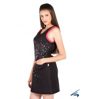 Comprar Vestido Topos 5549 Garys