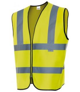 Comprar Chaleco 305901 Alta visibilidad. Con cintas reflectantes. Velilla