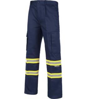 Comprar Pantalón B1436 alta visibilidad. Multibolsillos. Workteam