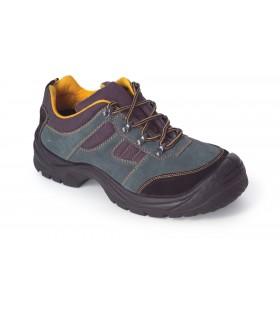Comprar Zapato P1201 de serraje con cordones.