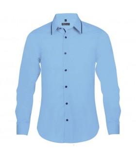 Comprar Camisa BAXTER MEN 00567 de manga larga. SOL´S